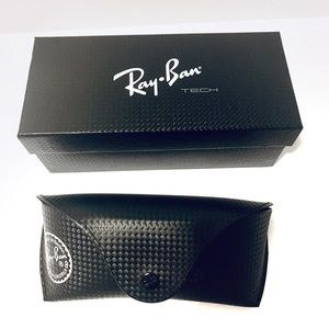 Ray Ban Tech Case For sunglasses or Eyeglasses